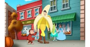 curious george halloween boo fest movie review