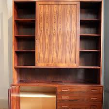 armoire bureau discount stylish 1970s rosewood cupboard armoire bureau cupboards