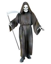 grim reaper costume grave reaper costume reaper cowl for horror shop