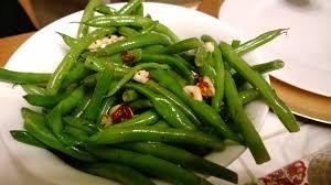 cuisine haricot vert haricot vert with black truffle hazelnut vinaigrette the fast