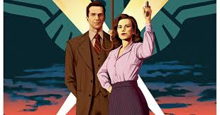 agent carter wallpapers agent carter season 2 comic con poster movieweb