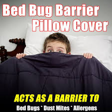 Bed Bug Meme - bed bug barrier pillow cover new easy