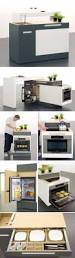 Space Saving Appliances Small Kitchens 25 Best Cocinas Images On Pinterest Kitchenettes Kitchen And