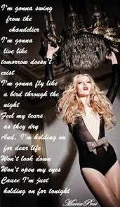 Chandelier Lyric Sia Chandelier Lyrics Hd For My Soul