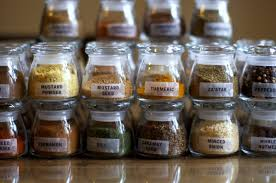 Kitchen Canister Labels How To Make An Overly Obsessive Spice Rack U2013 Smitten Kitchen