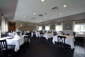 one of the dining rooms at the federal restaurant and bar in