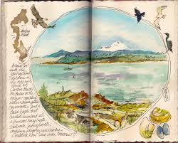 25 beautiful watercolor sketchbook ideas on pinterest