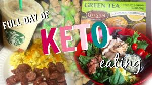 full day of eating keto keto diet meal plan ketogenic diet
