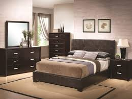 Interior Decoration For Home Bedroom Furniture Wonderful Leather Bedroom Furniture Modern