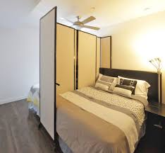 Versare Room Divider Versare Teams With Thehomeshare To Divide Shared Living Spaces In