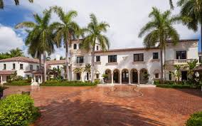 star island mansion hits market for 65 million miami herald