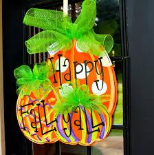 diy halloween front door decoration subtle spiderwebs loversiq