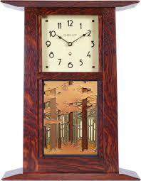 Mantle Clock Kits Schlabaugh And Sons Woodworking Schlabaugh U0026 Sons