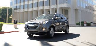 hyundai crossover 2015 hyundai tucson is trendy crossover with loaded pricing under