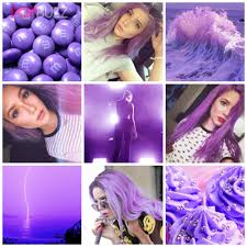 Purple Mood Halsey Mood Boards Are Our New Fandom Obsession Popbuzz