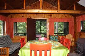 Interior Design Camp by Camp Victor An Adirondack Waterfront Cabin Vacation Rental In