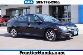 lease a honda civic 2017 honda civic for sale or lease longmont co stock 17851