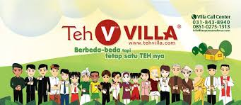 Teh Villa teh villa indonesia home