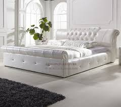 High Quality Bedroom Furniture Manufacturers Upholstered Headboard Bed Upholstered Headboard Bed Suppliers And