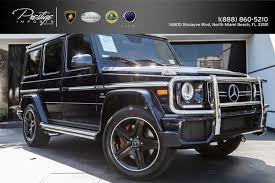 used mercedes g wagon used mercedes g class miami fl