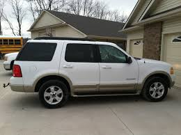 2003 ford explorer eddie bauer edition white somethin u0027 bout a
