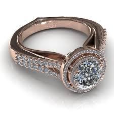 model wedding ring diamond ring creative 019 by jewelrycadcam168 3docean