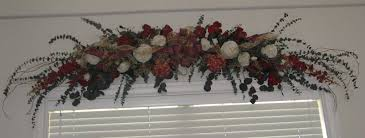 dried floral swag free shipping rustic wall wreath grapevine