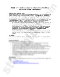 sample of reaction paper essay how to write a paper fast expository essay introduction 2000 words writing film reaction papers get a custom high quality essay here give a reaction paper response