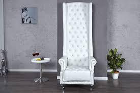 siege capitonné location fauteuil capitonné blanc royal marseille aix et 13 pas cher
