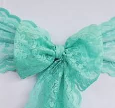 mint chair sashes sashes knotwood event rentals and decor