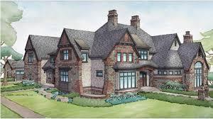 home plan homepw77022 7398 square foot 5 bedroom 5 bathroom