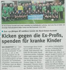 Bad Bramstedt News Presseberichte Nord Ostsee Auswahl