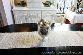 dining table centerpiece confessions of a serial do it