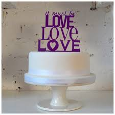 wedding cake song song title cake toppers