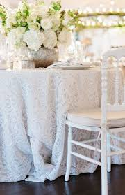 Wedding Table Linens Elegant Lace Wedding Decoration With Unique Ideas U2013 Weddceremony Com