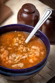 cuisine gibier recette soupe anglaise au gibier