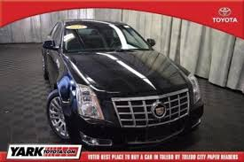 2012 cadillac cts premium for sale used cadillac cts for sale in toledo oh edmunds