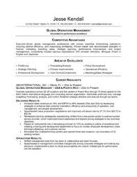 houseman resume operations manager cover letter no experience http ersume com