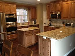 ideas for redoing kitchen cabinets complete kitchen remodel new cabinets granite tile corner for