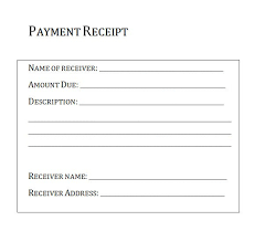 payment receipt form taxi auto rickshaw receipt form pdf free