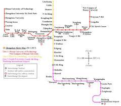 Shenzhen Metro Map Zhengzhou Metro Wikipedia