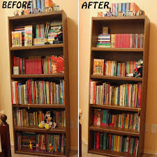 Ark Bookshelf by Daily Life Bits U0026 Pieces 2014 Deep Cleaning Decluttering