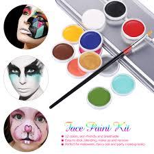 halloween airbrush makeup kit popular halloween makeup palette buy cheap halloween makeup