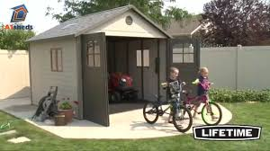 fancy lifetime 11x11 storage shed 47 about remodel storage sheds