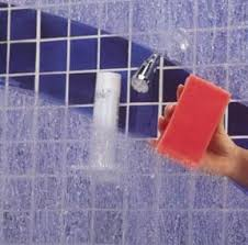 how to clean glass doors clean soap scum and hard water spots on a glass shower door