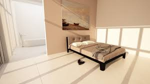 Open Bathroom Bedroom Design by Architectural Interior Visualisation Of An Open Bathroom Moko 3d