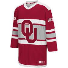oklahoma sooners hockey jerseys of oklahoma hockey