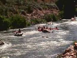 the weber river from henefer to taggart with barefoot tubing youtube