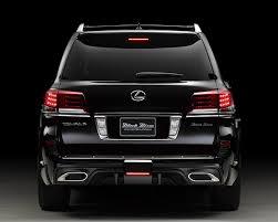 lexus supercharger wald international black bison sport exhaust system lexus lx570 13 14