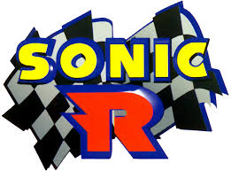 r logo sonic r segadriven